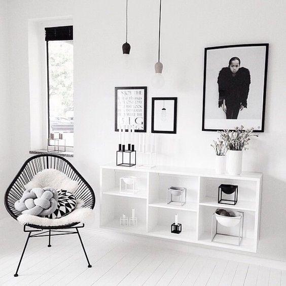 Chic et élégance façon Black&White