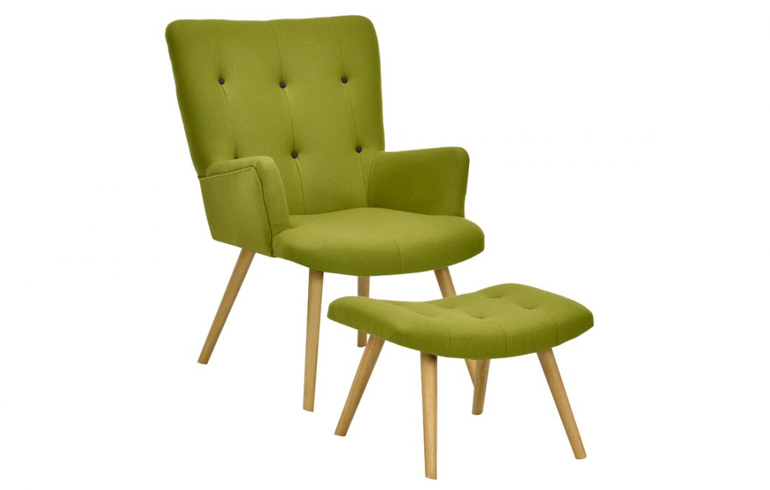 FARGO fauteuil scandinave