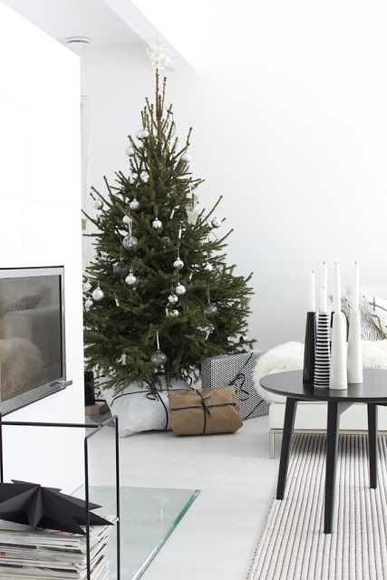 noel scandinave inspiration nordique